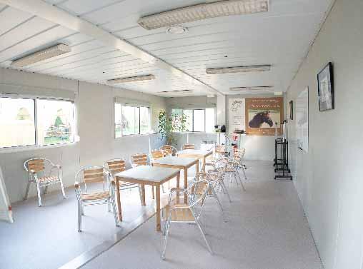Photo de la salle de réunion Visions For Leaders pour la théorie durant la formation devenir équicoach
