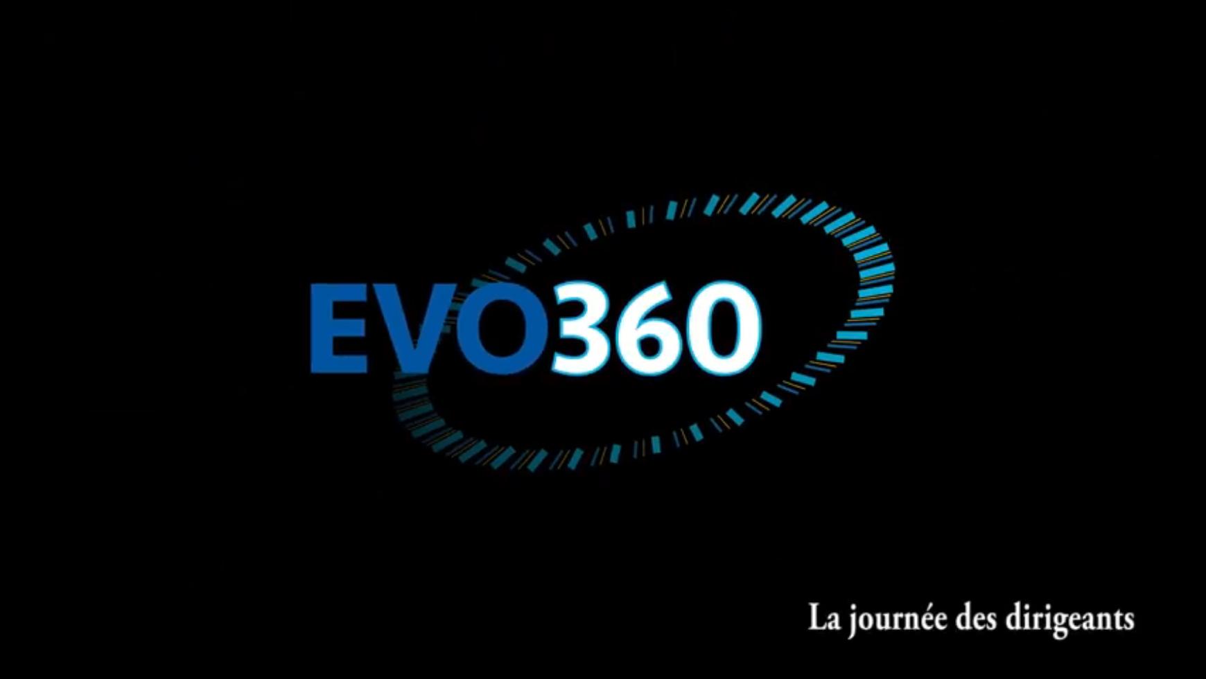 EVO360 un groupe de dirigeants qui découvrent l'équicoaching chez Visions for Leaders