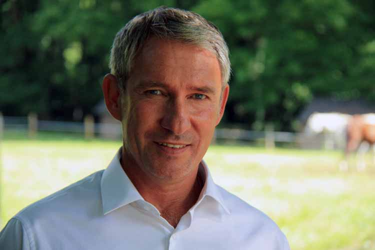 Eric Winckert, formateur pour devenir équicoach